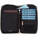 Pacsafe RFIDsafe RFID Blocking Compact Travel Organiser Black 11021 - 2