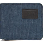 Pacsafe RFIDsafe RFID Blocking Bi-Fold Wallet Dark Denim 11000