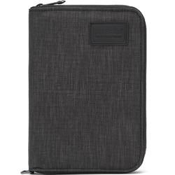 Pacsafe RFIDsafe RFID Blocking Compact Travel Organiser Carbon 11020