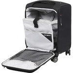 Samsonite B'Lite 4 Underseater Small/Cabin 47cm Softside Suitcase Black 30275 - 6
