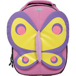 Samsonite Sammies Dreams Butterfly Small/Cabin 50cm Softside Suitcase Pink 44468 - 8