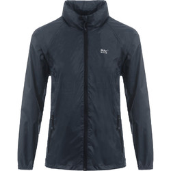 Mac In A Sac Classic Packable Waterproof Unisex Jacket Large Navy CL