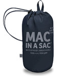 Mac In A Sac Classic Packable Waterproof Unisex Jacket Large Navy CL - 4