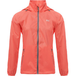 Mac In A Sac Classic Packable Waterproof Unisex Jacket Extra Small Coral CXS