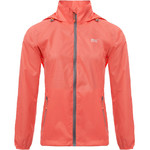 Mac In A Sac Classic Packable Waterproof Unisex Jacket Small Coral CS
