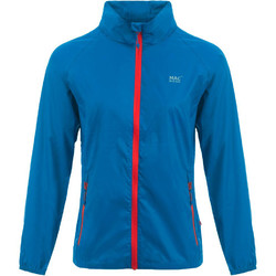Mac In A Sac Classic Packable Waterproof Unisex Jacket Extra Small Electric Blue CXS