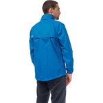 Mac In A Sac Classic Packable Waterproof Unisex Jacket Extra Small Electric Blue CXS - 3