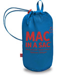 Mac In A Sac Classic Packable Waterproof Unisex Jacket Extra Small Electric Blue CXS - 4