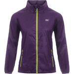 Mac In A Sac Classic Packable Waterproof Unisex Jacket Small Grape CS