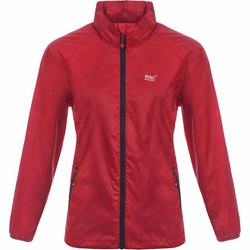 Mac In A Sac Classic Packable Waterproof Unisex Jacket Extra Small Lava Red CXS