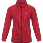 Mac In A Sac Classic Packable Waterproof Unisex Jacket Medium Lava Red CM