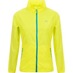 Mac In A Sac Neon Packable Waterproof Unisex Jacket Medium Yellow NM