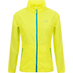 Mac In A Sac Neon Packable Waterproof Unisex Jacket Medium Yellow NM