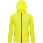 Mac In A Sac Neon Packable Waterproof Unisex Jacket Medium Yellow NM - 1