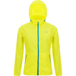 Mac In A Sac Neon Packable Waterproof Unisex Jacket Small Yellow NS - 1