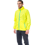 Mac In A Sac Neon Packable Waterproof Unisex Jacket Small Yellow NS - 2