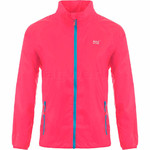 Mac In A Sac Neon Packable Waterproof Unisex Jacket Large Pink NL