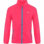 Mac In A Sac Neon Packable Waterproof Unisex Jacket Small Pink NS