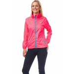 Mac In A Sac Neon Packable Waterproof Unisex Jacket Small Pink NS - 2