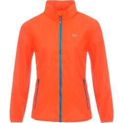 Mac In A Sac Neon Packable Waterproof Unisex Jacket Medium Orange NM