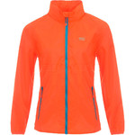 Mac In A Sac Neon Packable Waterproof Unisex Jacket Medium Orange NM
