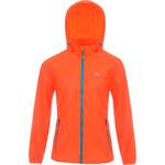 Mac In A Sac Neon Packable Waterproof Unisex Jacket Medium Orange NM - 1