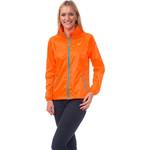 Mac In A Sac Neon Packable Waterproof Unisex Jacket Small Orange NS - 2