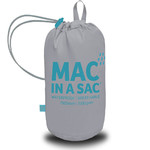 Mac In A Sac Classic Packable Waterproof Unisex Jacket Extra Extra Large Fossil CXXL - 4