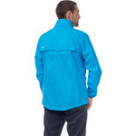 Mac In A Sac Neon Packable Waterproof Unisex Jacket Small Blue NS - 3