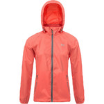 Mac In A Sac Classic Packable Waterproof Unisex Jacket Large Coral CL - 1