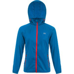 Mac In A Sac Classic Packable Waterproof Unisex Jacket Extra Small Electric Blue CXS - 1