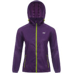 Mac In A Sac Classic Packable Waterproof Unisex Jacket Extra Small Grape CXS - 1