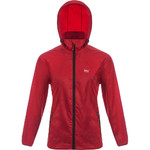 Mac In A Sac Classic Packable Waterproof Unisex Jacket Large Lava Red CL - 1