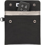 Pacsafe Silent Pocket Faraday RFID Blocking Car Key Guard Black 10990 - 2