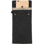 Pacsafe Silent Pocket Faraday RFID Blocking Phone Guard Black 10995 - 2