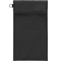 Pacsafe Silent Pocket Faraday RFID Blocking Phone Guard Black 10995