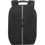 "Samsonite Securipak Anti-Theft 15.6"" Laptop & Tablet Backpack Black Steel 28822"