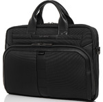 "Samsonite Vigon Pro 15.6"" Laptop & Tablet Slim Briefcase Black 35770"