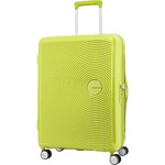 American Tourister Curio Medium 69cm Hardside Suitcase Lime Punch 86229