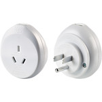 GO Travel Adaptor Plug USB Australia to USA GO643