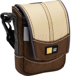Case Logic Compact Camera Case Brown DCB16