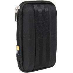 Case Logic QHDC Portable Hard Drive Case Black DC101