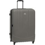 CAT Turbo Large 77cm Hardside Suitcase Grey 83089