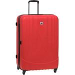 CAT Turbo Large 77cm Hardside Suitcase Red 83089