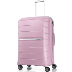 Samsonite Oc2lite Medium 68cm Hardside Suitcase Pink Blush  27396