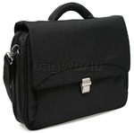 "Samsonite Professional 15.4"" Laptop Briefcase Black 15041"