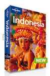 Lonely Planet Indonesia Travel Guide Book L4355