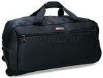 Qantas Electra Large Wheel Duffle Blue 00470