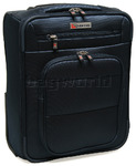 Qantas Electra Small/Cabin 45cm Softsided Suitcase Blue 00445