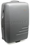 Qantas Spectre Large 75cm Hardside Suitcase Silver 90875